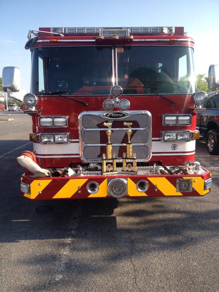 Ocean City Firemen's Parade 2014