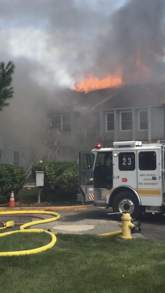 2nd Alarm Dwelling Fire in Box 19-20
